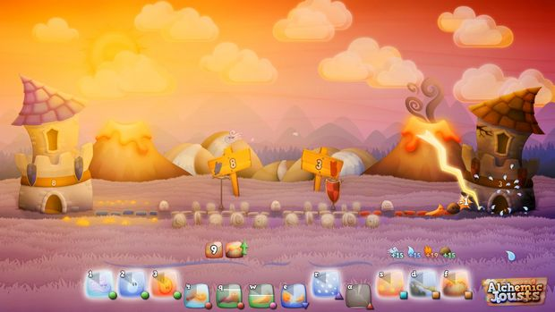 Alchemic Jousts Torrent Download