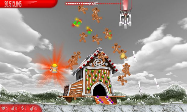Chicken Invaders 5 - Christmas Edition PC Crack