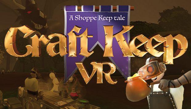 Craft Keep VR Free Download