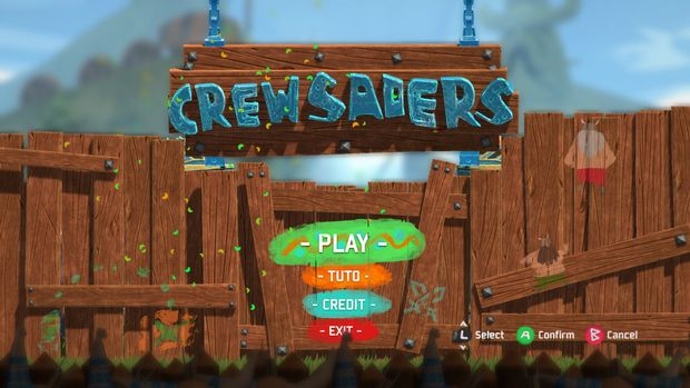 Crewsaders Torrent Download