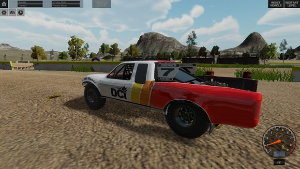 D Series OFF ROAD Driving Simulation 2017 Torrent Download