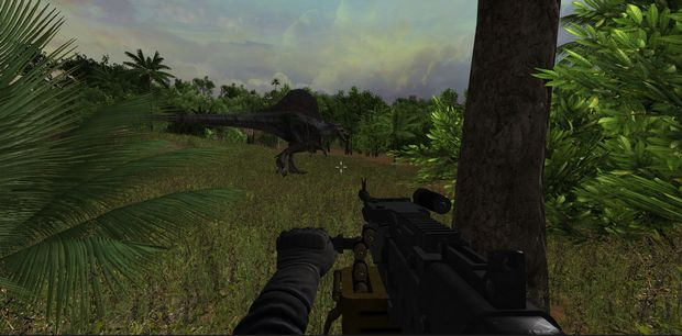 Dinosaur Hunt Gold Edition PC Crack