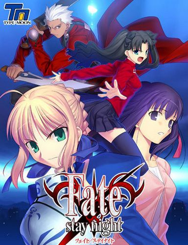 fate stay night visual novel english mac