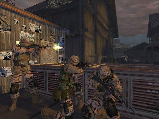 Full Spectrum Warrior: Ten Hammers Torrent Download