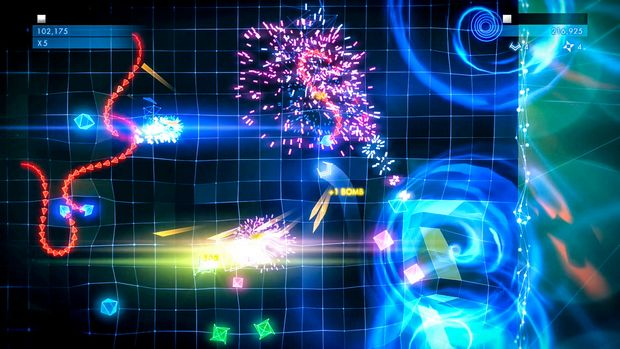 Geometry Wars 3: Dimensions Evolved Torrent Download