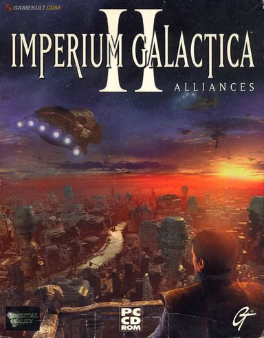Imperium Galactica II: Alliances Free Download