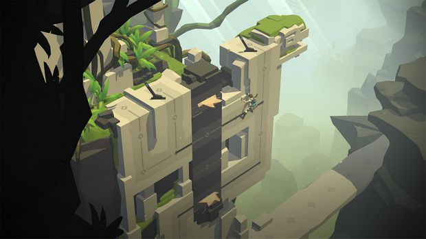 Lara Croft GO PC Crack