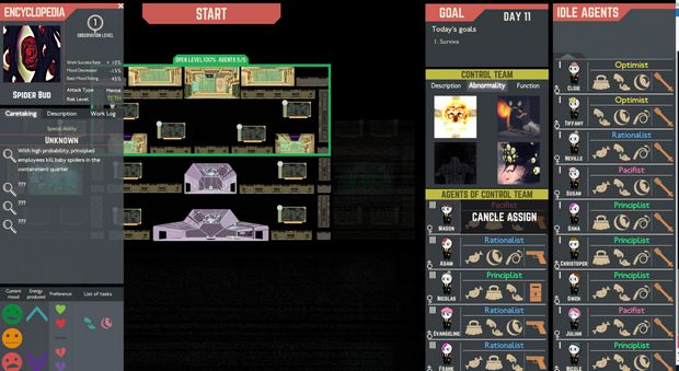 Lobotomy Corporation | Monster Management Simulation Torrent Download