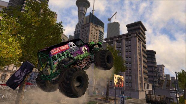 Monster Jam Battlegrounds Torrent Download