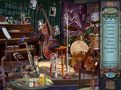 Mystery Case Files: Prime Suspects PC Crack