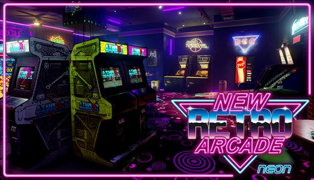 New Retro Arcade: Neon Free Download