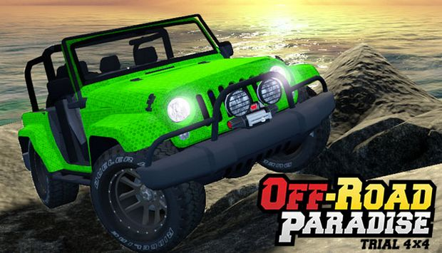 Off-Road Paradise: Trial 4x4 Free Download