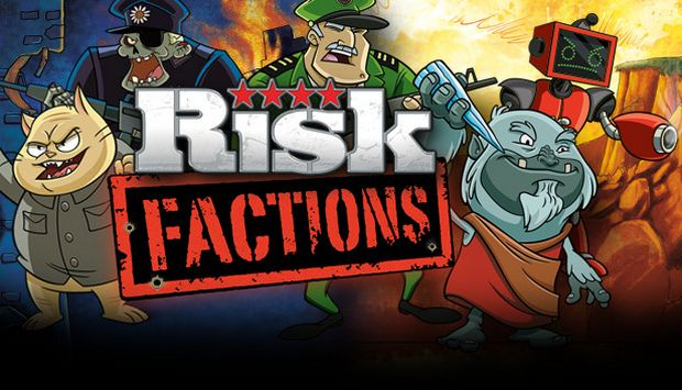 RISK: Factions Free Download
