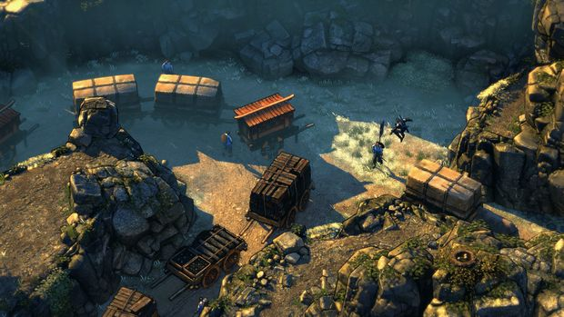 Shadow Tactics: Blades of the Shogun PC Crack