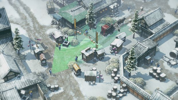 Shadow Tactics: Blades of the Shogun Torrent Download