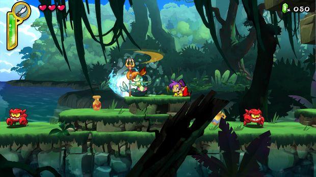 Shantae: Half-Genie Hero PC Crack