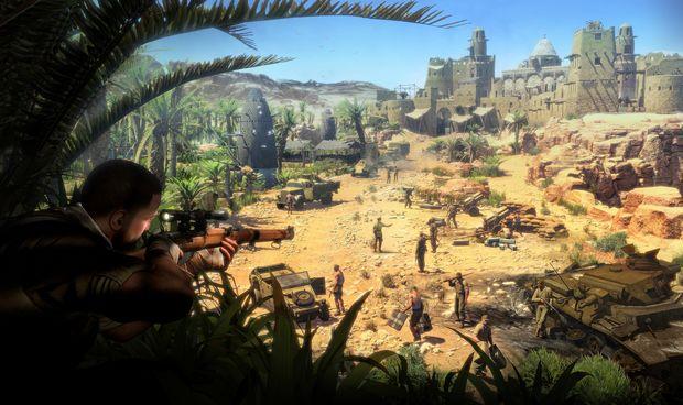 Sniper Elite 3 Torrent Download