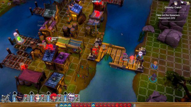 Super Dungeon Tactics (v1.1.1) Free Download
