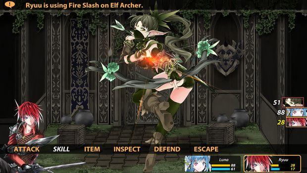 Winged Sakura: Demon Civil War PC Crack