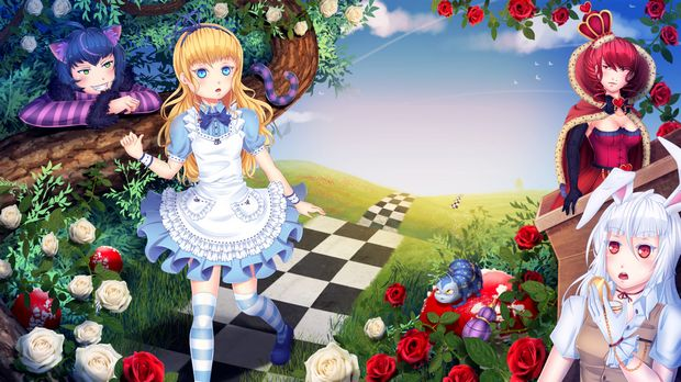 Book Series - Alice in Wonderland Torrent Download