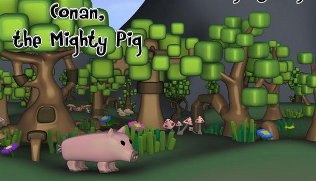 Conan the mighty pig Free Download