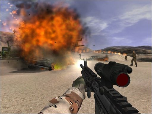 Delta Force: Xtreme PC Crack