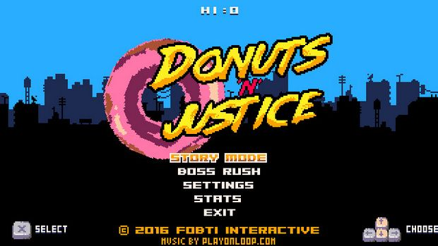 Donuts'n'Justice Torrent Download