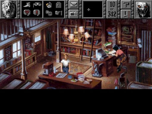 Gabriel Knight: Sins of the Father Torrent Download