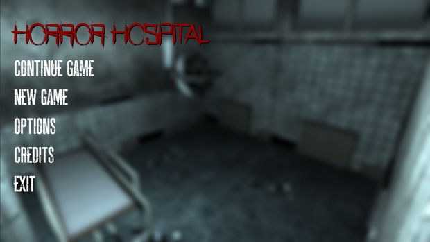 Horror Hospital PC Crack
