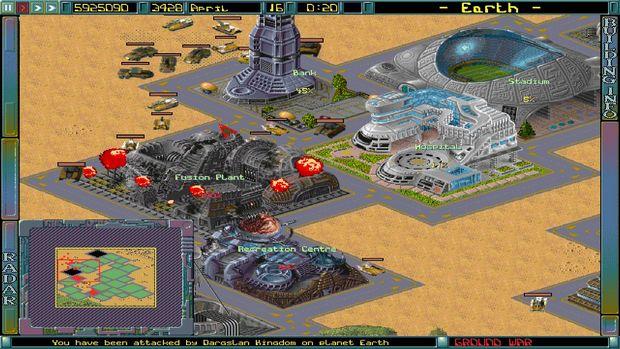 Imperium Galactica PC Crack