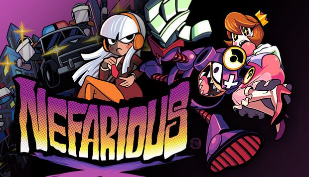 Nefarious Free Download