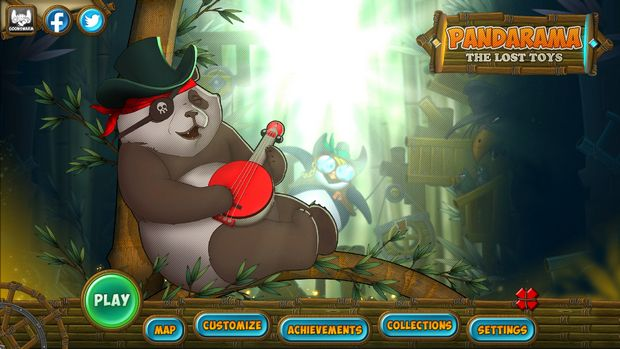 Pandarama: The Lost Toys Torrent Download