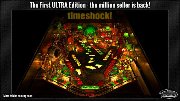 Pro Pinball Ultra Torrent Download