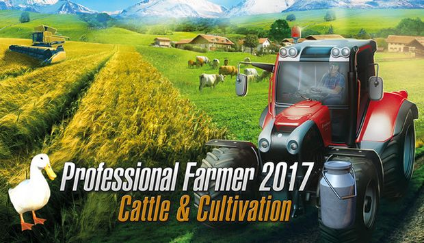 Professional Farmer 2017 - Cattle & Cultivation Free Download