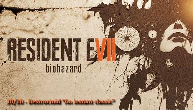 RESIDENT EVIL 7 biohazard / BIOHAZARD 7 resident evil Free Download