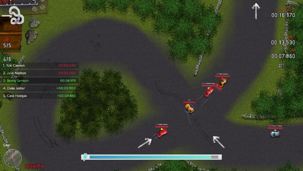 Roadclub: League Racing Torrent Download