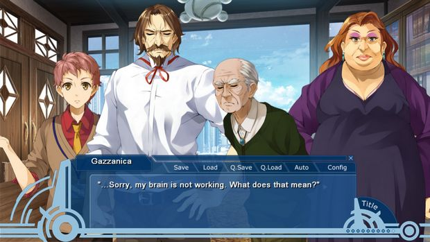 WORLD END ECONOMiCA episode.03 PC Crack