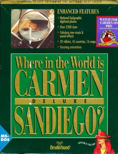 Where in the World Is Carmen Sandiego? Free Download