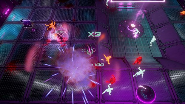 Neon Arena Torrent Download