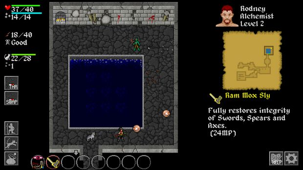 Ananias Roguelike PC Crack