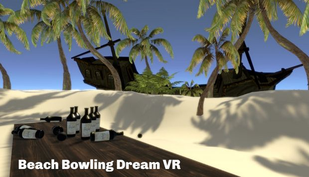 Beach Bowling Dream VR Free Download