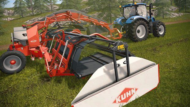 Farming Simulator 17 - KUHN PC Crack