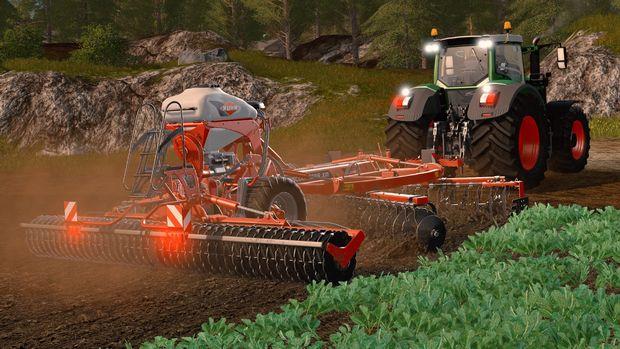Farming Simulator 17 - KUHN Torrent Download