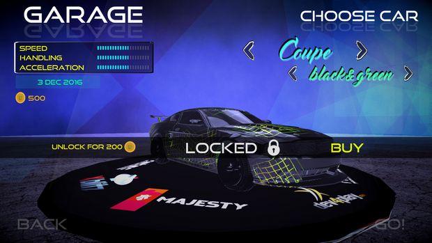 Frozen Drift Race PC Crack