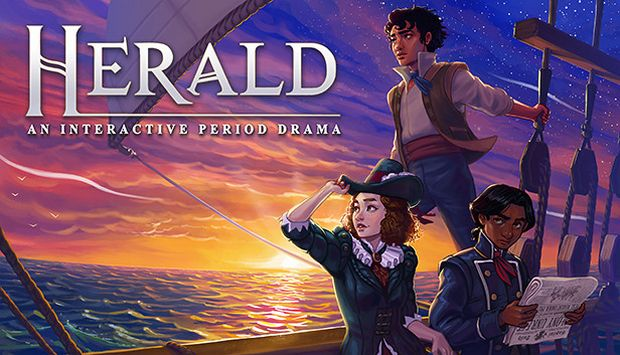 Herald: An Interactive Period Drama - Book I and II Free Download