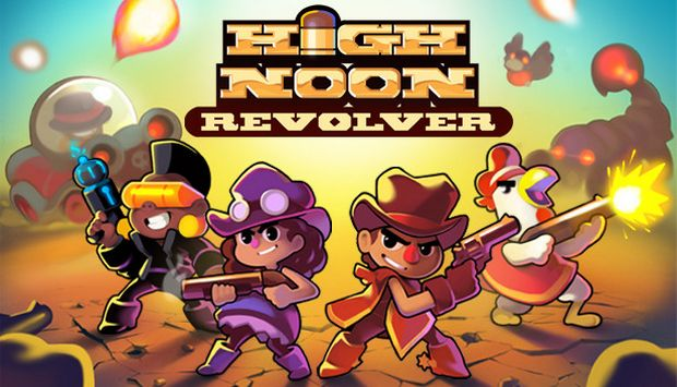 High Noon Revolver Free Download