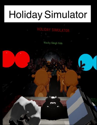 Holiday Simulator : Wacky Sleigh Ride Torrent Download