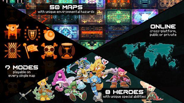 Invisigun Heroes Torrent Download