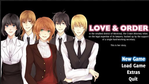 Love And Order Torrent Download