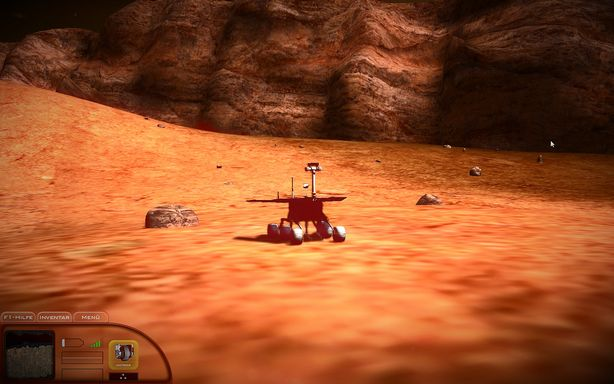 MARS SIMULATOR - RED PLANET Torrent Download